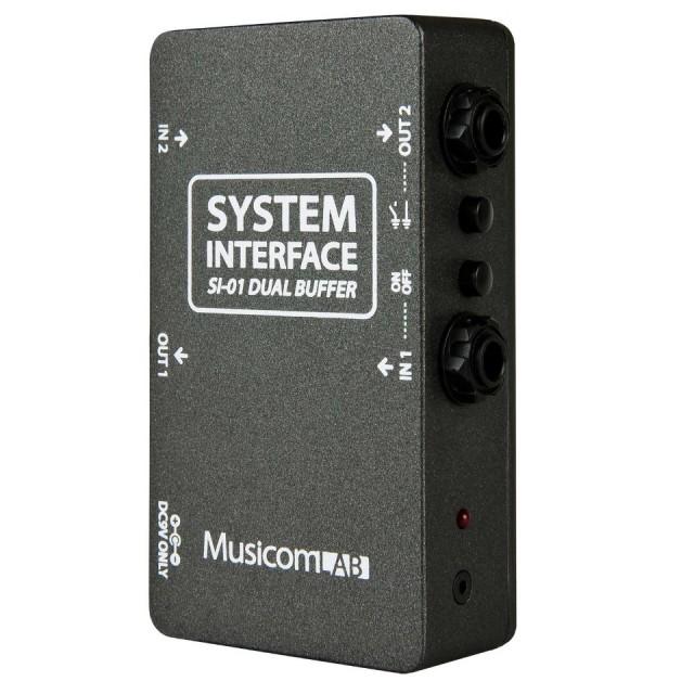 Musicom LAB/SI-01【お取り寄せ商品】