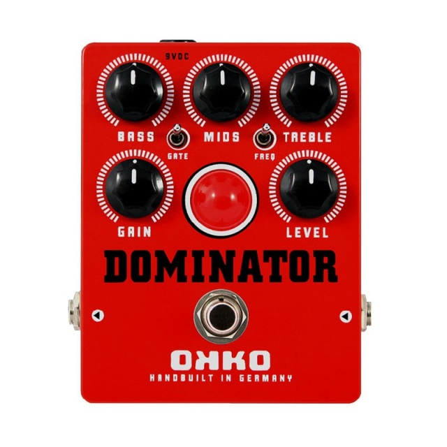 OKKO/Dominator MKII RED【お取り寄せ商品】