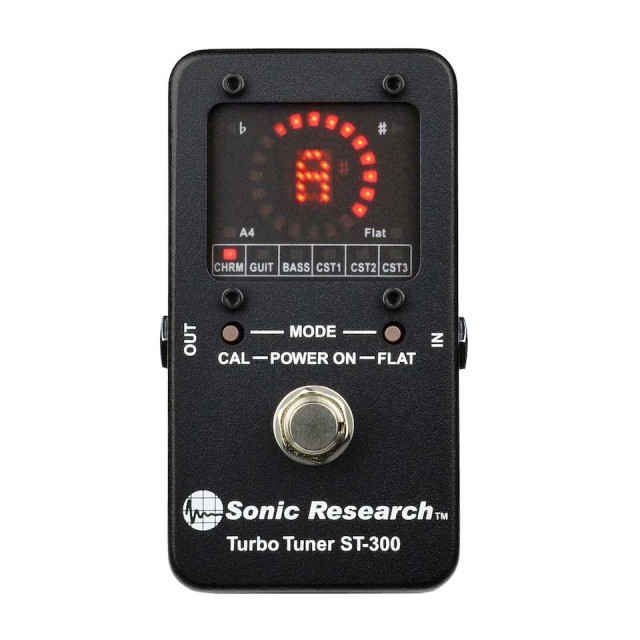 SONIC RESEARCH/ST-300