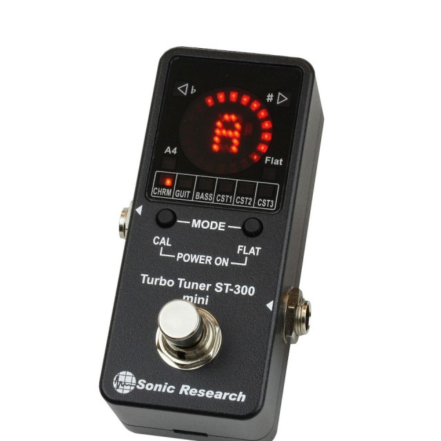 SONIC RESEARCH/ST-300 Mini【お取り寄せ商品】