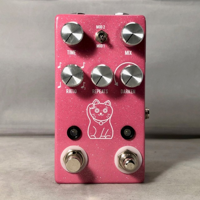 JHS Pedals/Lucky Cat Delay【お取り寄せ商品】