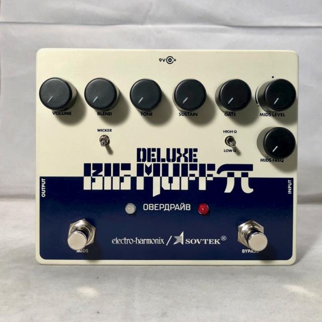 Electro-Harmonix/Sovtek Deluxe Big Muff Pi 【在庫あり】