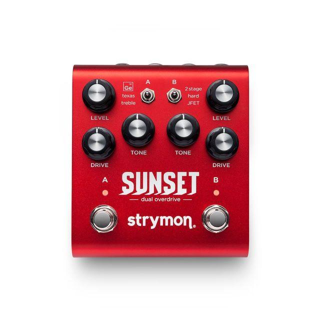strymon/SUNSET