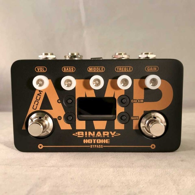 HOTONE/BINARY AMP