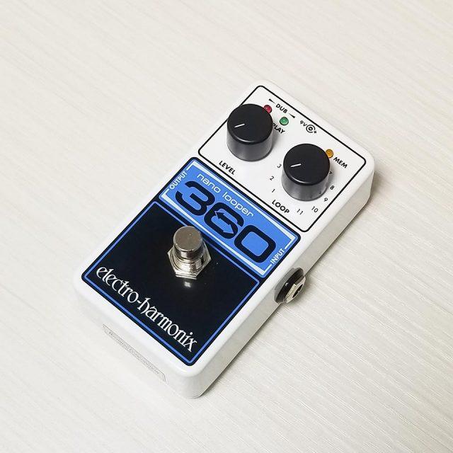 Electro-Harmonix/Nano Looper 360【在庫あり】
