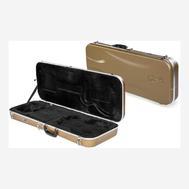 Gibson/100th Anniversary Limited Edition Gold Les Paul Standard Hard Case【お取り寄せ商品】
