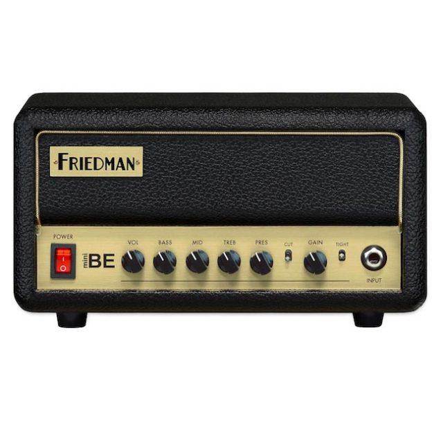 Friedman/BE-Mini Head【8月入荷予定分 ご予約受付中!!】
