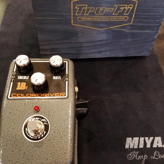 Tru-Fi/Colordriver 18V