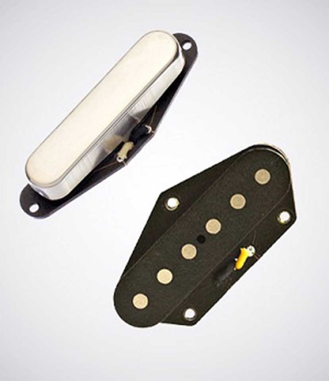 LOLLAR PICKUPS/SPECIAL T (FLAT/SET/CHROME)【在庫あり/送料無料】