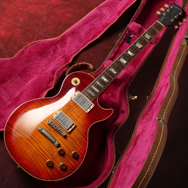 """Gibson/Les Paul Standard Reissue Flame Top """"Pre Historic"""" 1989 【中古】【Used】"""