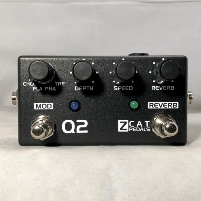 ZCAT Pedals/Q-MOD2【お取り寄せ商品】