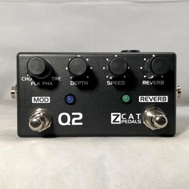 ZCAT Pedals/Q-MOD2【在庫あり】