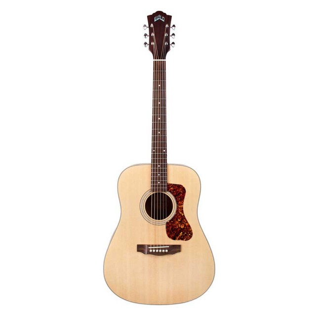 GUILD/Westerly Collection Series D-240E FLAMED MAHOGANY 【初回入荷 在庫あり】