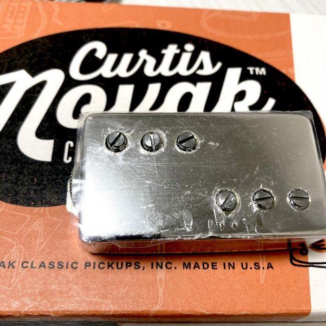 Curtis Novak Pickups/HUM-WR / Bridge【ワイドレンジ】【入荷待ち】