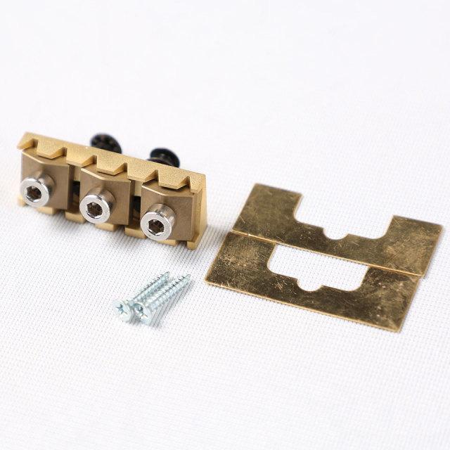 FU-Tone/Naval Brass Locking Nut / R2【ブラス】【在庫あり】