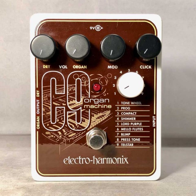 Electro-Harmonix/C9 Organ Machine【お取り寄せ商品】