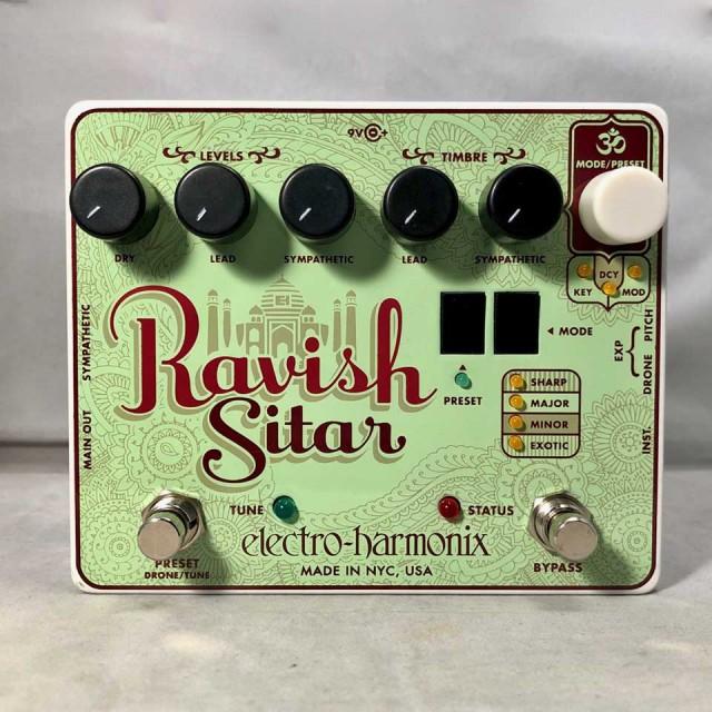 Electro-Harmonix/Ravish Sitar【お取り寄せ商品】