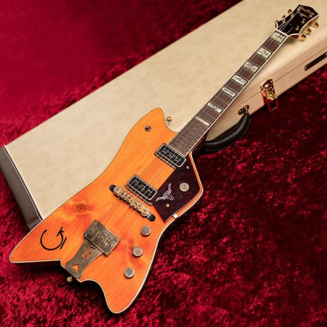 "Gretsch/Custom Shop G6199 Billy-Bo ""Round UP"" Jupiter Thunderbird (Built by Stephen Stern)"