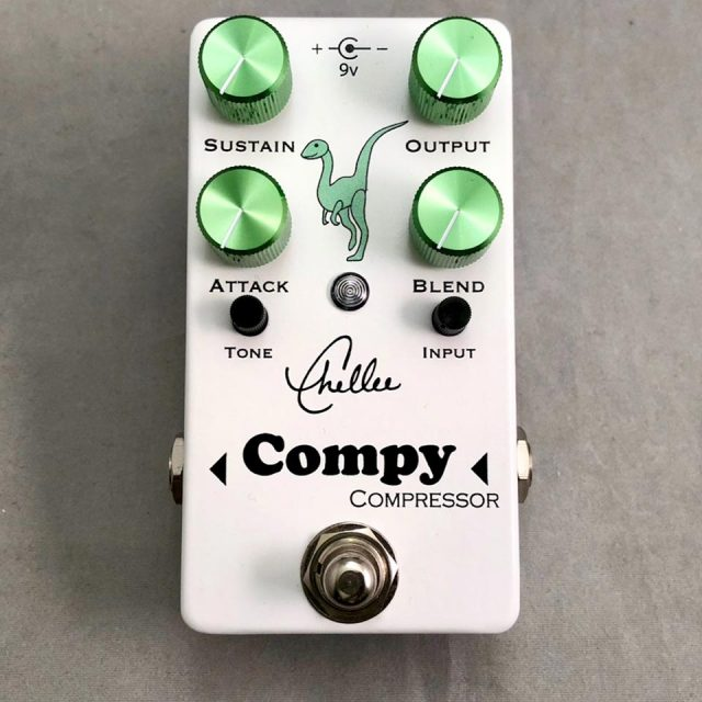 CHELLEE GUITARS and EFFECTS/Compy Compressor【在庫あり】