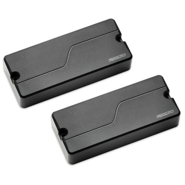 FISHMAN/Fluence Bass Soapbar 4st【PRF-BS4-SB2】【お取り寄せ商品】