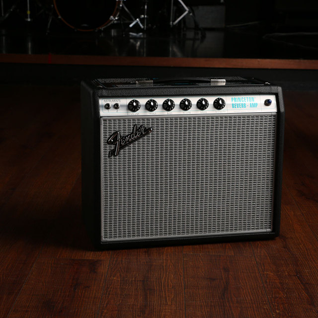 "Fender/68 Princeton Reverb ""Silver Face""【お取り寄せ商品】"