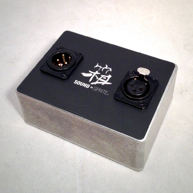 Sound Sprite/「箱 XLR」 HAKO-XLR【在庫あり】