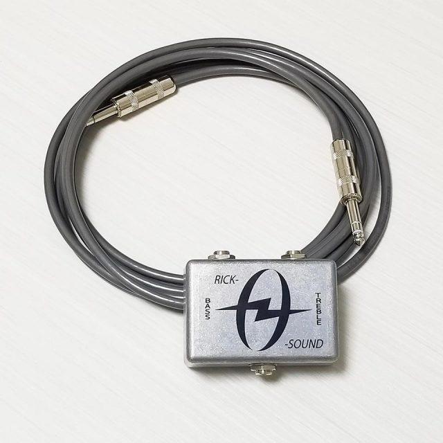 Miyaji Custom Shop/Rick-0-Sound with/Belden Vintage Sound Cable Stereo