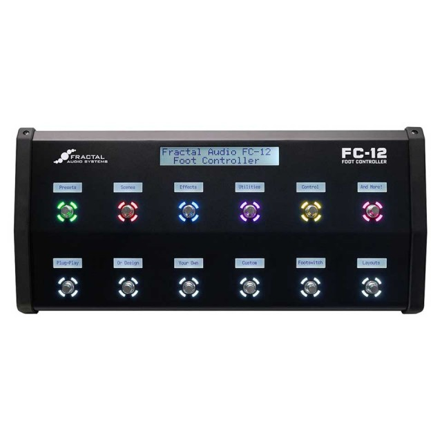 FRACTAL AUDIO SYSTEMS/FC-12 Foot Controller【ご予約受付中】
