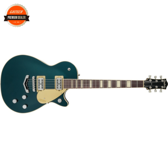 Gretsch/G6228 Players Edition Jet BT with V-Stoptail Cadillac Green Metallic【お取寄商品】【グレッチ】