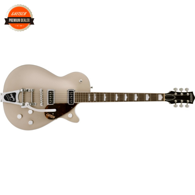 Gretsch/G6128T Players Edition Jet DS with Bigsby Sahara Metallic【受注生産】