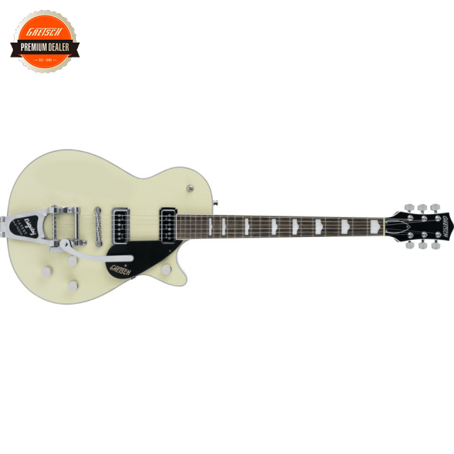 Gretsch/G6128T Players Edition Jet DS with Bigsby Lotus Ivory【受注生産】