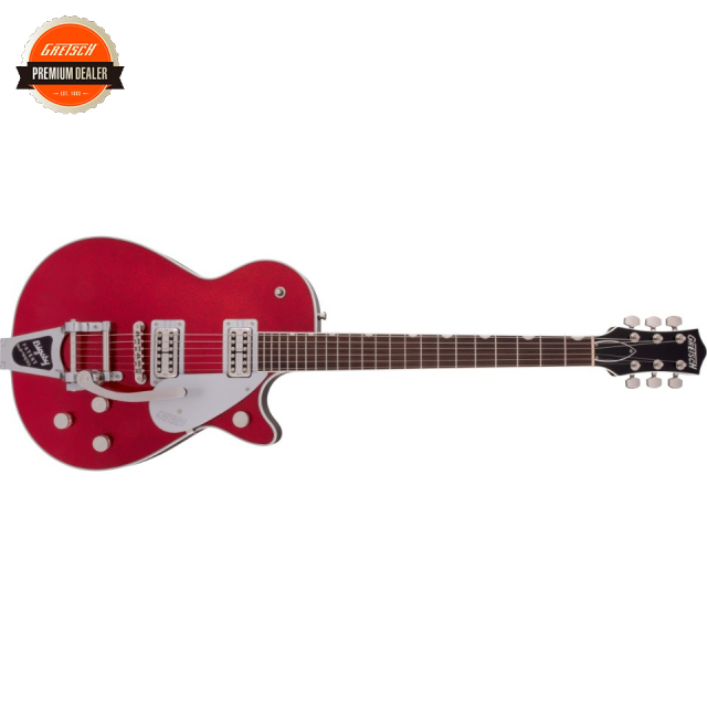 Gretsch/G6129T Players Edition Jet FT with Bigsby Red Sparkle【受注生産】