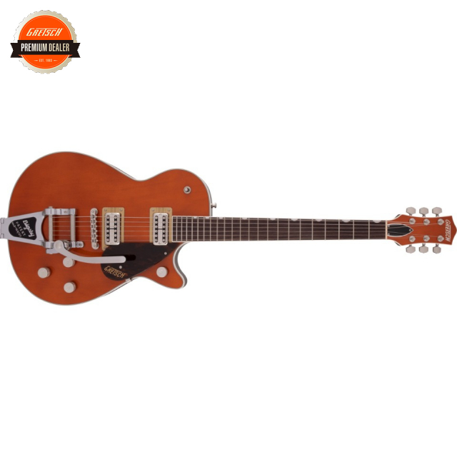 Gretsch/G6128T Players Edition Jet FT with Bigsby Round-Up Orange【受注生産】