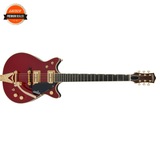 Gretsch/G6131T-62 Vintage Select '62 Jet with Bigsby Firebird Red【受注生産】