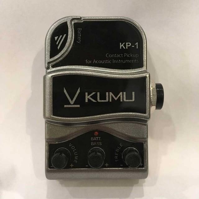 KUMU Ukulele/KP-1【コンタクトピックアップ】【無加工】【お取り寄せ商品】