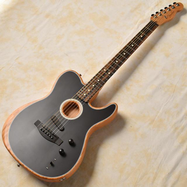 Fender/American Acoustasonic Telecaster (Black)【在庫あり】