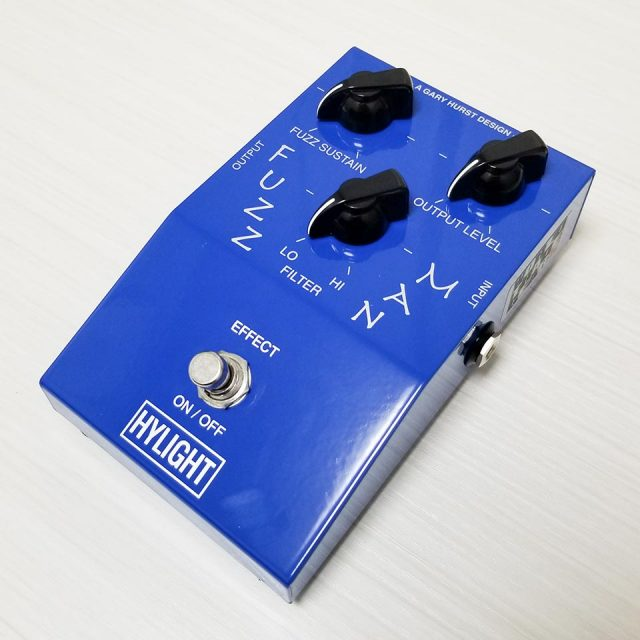 HYLIGHT ELECTRONICS/FUZZ MAN (by Gary Hurst)【在庫あり】