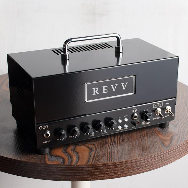 REVV Amplification/G20【Two notes Torpedo - Embedded amplifier】Black
