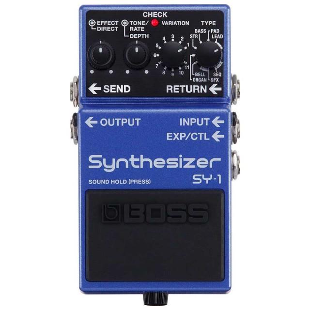 BOSS/SY-1 Synthesizer【ご予約受付中】【次回入荷未定】