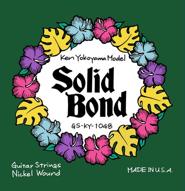 Solid Bond/Ken Yokoyama Signature Strings / GS-KY-1048