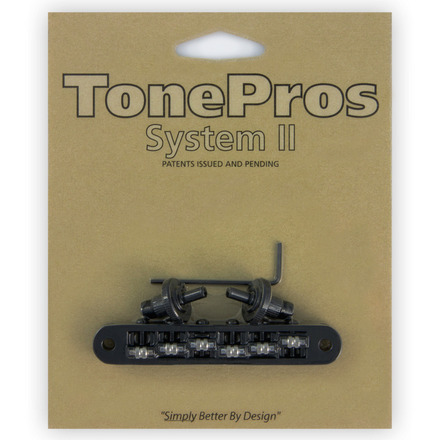 TONE PROS/TP6R-B【ローラーサドル】【固定ブリッジ】【お取り寄せ商品】