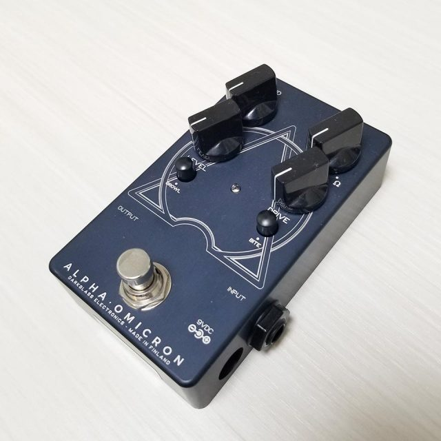 Darkglass Electronics/Alpha Omicron【お取り寄せ商品】
