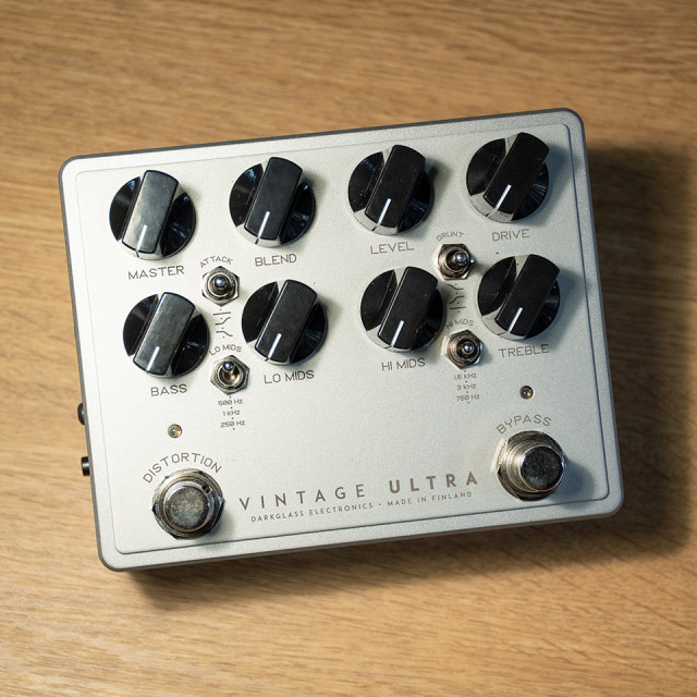 Darkglass Electronics/Vintage Ultra V2 w/Aux In【お取り寄せ商品】