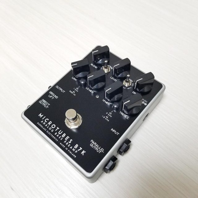 Darkglass Electronics/Microtubes B7K V2