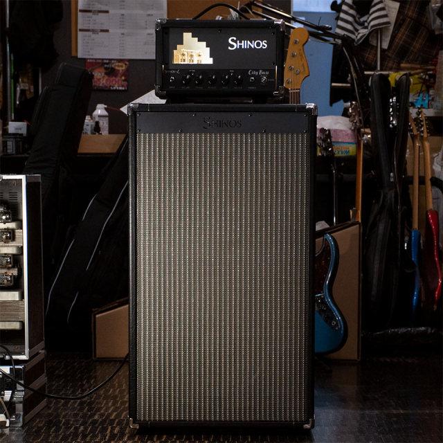 SHINOS&L City Bass Head Cabinet Speaker 212 set