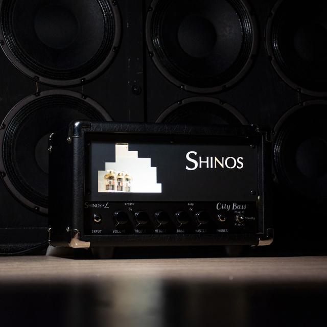 SHINOS&L/City Bass Head【ご予約受付中 8月下旬入荷予定】