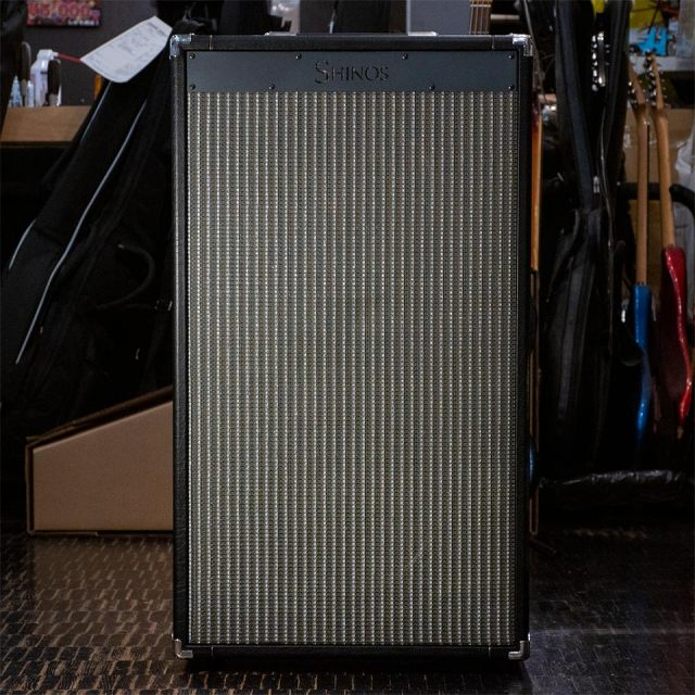 SHINOS&L/City Bass Cabinet Speaker 212【ご予約受付中 8月下旬入荷予定】
