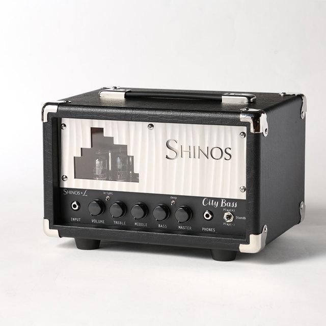 SHINOS&L/City Bass Head w/ HATA ランダムウェーブパネル【ご予約受付中 8月下旬入荷予定】