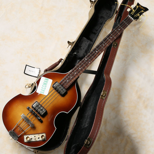 """Hofner/H 500/1 RFT """"Roof Top"""" Bass Limited H024"""