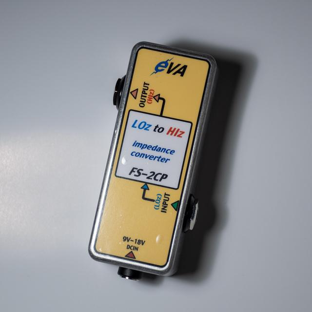 EVA/LOz or HIz to HIz Converter FS-2CP【在庫あり】